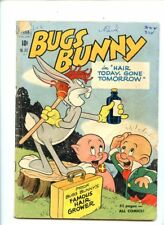 """Four Color #317 (1951) Bugs Bunny in """"Hair Today  Gone Tomorrow"""" GD"""