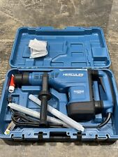 New Hercules 14 Amp 1 78 Sds Max Variable Speed Rotary Hammer 56845 He35