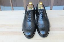 "CHAUSSURE EDWARD GREEN ""MALVERN"" CUIR 9,5 F / 43,5 SUPER ETAT MEN'S SHOES"
