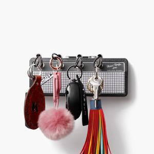 Licensed Fender Mini Twin Amp Jack Rack Key Hanger (Includes 4 Keychains)