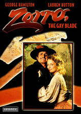 Zorro The Gay Blade - DVD - 1981 - George Hamilton - Lauren Hutton