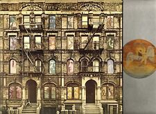 LED ZEPPELIN physical graffiti DOUBLE LP EX/EX uk swan song late 1970s pressing