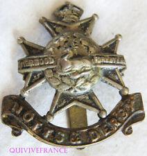 IN12334 - Notts & Derby WW2 Sherwood Foresters Regiment Cap Badge