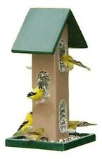 Tube Bird Feeder with Seed Tray by Songbird Essentials