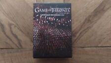 DVD  L'intégrale Des Saisons 1 à 4 « Game Of Thrones » Très Bon Etat.