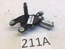 15 16 VOLKSWAGEN GOLF GTI 4DR REAR WINDSHIELD WIPER MOTOR OEM 211A S
