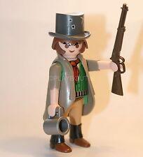PLAYMOBIL WESTERN - cowboy Billy le Kid - bandit - far west -