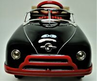 """Ford Pickup Truck Pedal Car """"Too Small To Ride On"""" Metal Model F150gt40"""