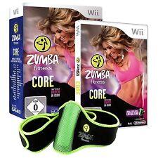 Nintendo Wii * Wii U Spiel ***** Zumba Fitness 3 Core inkl. Gürtel ******NEU*NEW