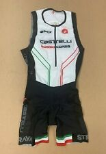 Castelli Free Tri Distance Suit Men's Small New