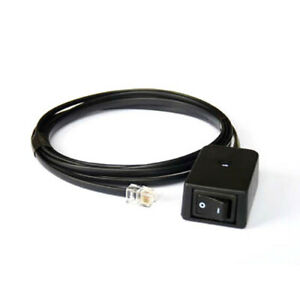 Weller FT91000033 On/Off Remote Switch for ZEROSMOGEL with 6' Cable