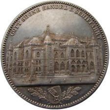 7676) BREMA-città TALLERO 1864 inaugurazione della nuova borsa il 05.11.1864