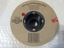 PetSafe Extra In-Ground Fence Boundary Wire 500 Feet New