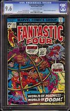 Fantastic Four # 152 CGC 9.6 OWW (Marvel 1974) John Romita cover