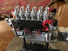Joel Fumey Hand Built | Ferrrari 250 GTO Engine | Scale 1:10