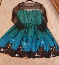 Halloween Plus Size Party Dress