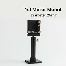 CO2 Laser Engraving Cutting Head Mount First Reflection Mirror 25mm Holder Part