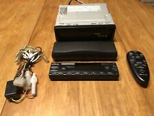 Nakamichi TD 45 High End Mobile Receiver Cassette Deck Car Radio Aux