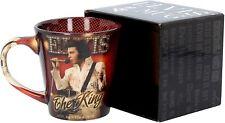 More details for tea/coffee/beverage - mug/cup - china/ceramic - elvis (the king)
