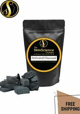 Activated Charcoal Powder Coconut DIY Face Mask Teeth Whitening