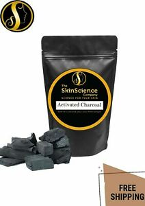 Activated Charcoal Teeth Whitening Powder Organic Coconut DIY Face Mask Powder