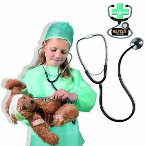 SES Toy Stethoscope Dressing-Up Accessories Clowny Rescue World