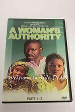 A Woman's Authority Part 1&2 DVD (LN)