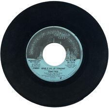 "Tony Fox ""darlo todo esta noche C/W una lágrima cayó"" DJ alma moderna! escucha!"