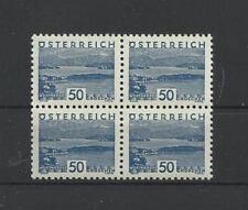 Austria No. 541 Block of Four Mint (D911)