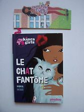 """KINRA GIRLS  """" Le Chat Fantôme """" Tome 2  ( Corolle )  2011 , TBE"""