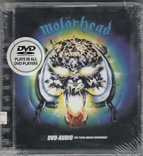 Motörhead ‎– Overkill, DVD-Audio, 2001   OVP   SEALED