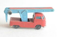 Husky Models No 32a Volkswagen Luggage Elevator - Made In Great Britain - (B45)