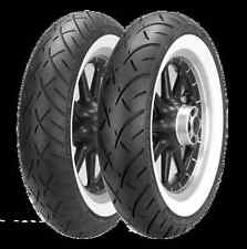 130/90-16 White Wall METZELER ME 888 MARATHON ULTRA Front Motorcycle Tyre