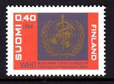 Finland - 1968 20 years WHO Mi. 642 MNH