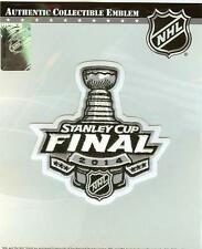 2014 Los Angeles Kings Stanley Cup Finals Patch Jersey Logo Packaged