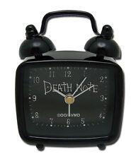 *NEW* Death Note: Death Note Square Mini Desk Clock by GE Animation