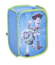 Toy Story Room Tidy Buzz Lightyear, Woody toy storage, laundry