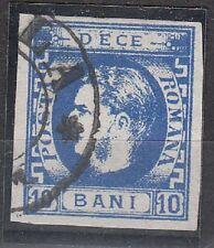 Romania Scott 38a Used VF (Catalog Value $52.50)