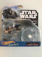 Star Wars Rogue One Hot Wheels (2015) Mattel Starships First Order Snowspeeder T