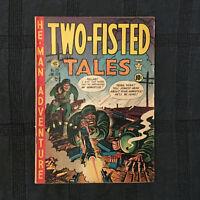 Two-Fisted Tales #25 (EC Comics 1952) Beautiful Condition, Harvey Kurtzman