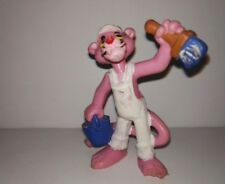 Figure Pink Panther Painting PVC Bully 1983