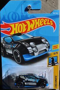2018 Hotwheels - Fast 4WD