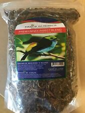 Premium Freeze Dried Mixed Insects 1lb