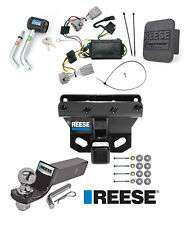 """Reese Trailer Tow Hitch For 05-06 Jeep Grand Cherokee Wiring 2"""" Ball and Lock"""