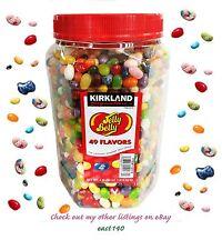 4 Lbs (64 oz )~Original Jelly Belly~Jelly Beans 49 flavors~Kirkland~FREE SHIP