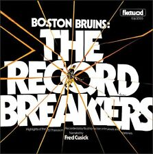 1970-71 Boston Bruins  CD NEW The Record Breakers