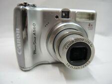 Canon PowerShot A560 7.1MP Digital Camera Silver