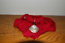 Nuevo Collar Pañuelo Rojo
