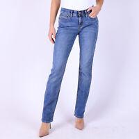 Levi's 525 Perfect Waist Straight leg blau Damen Jeans DE 38 /  W30 L32