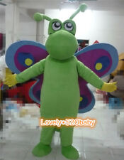 Butterfly Mascot Costume Fancy Party Dress Adult Party Cosplay Animals【TOP SALE】